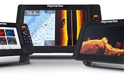 Raymarine Launch New Element Sonar