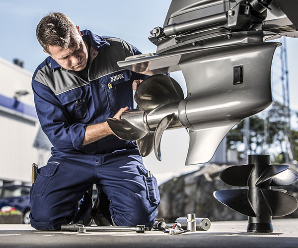 Stern Drives and IPS Servicing