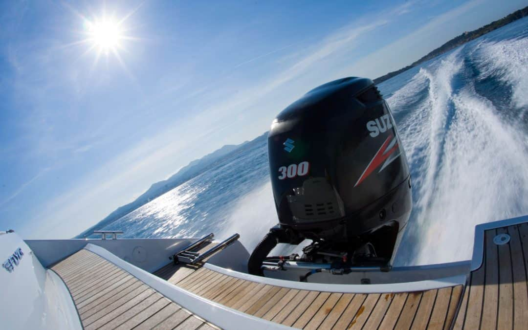 Suzuki Flushing Your Outboard