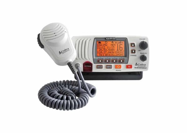 COBRA FIXED MOUNT VHF MARINE RADIO