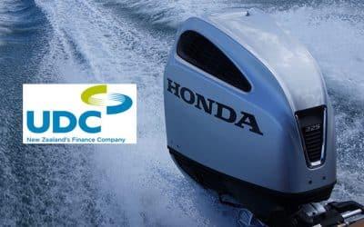 Honda Partnered with UDC