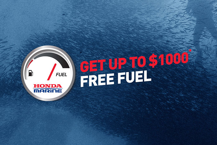 How about some free fuel?